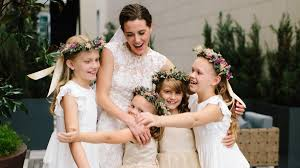 Get Inspired by These 25 Adorable <b>Flower Girls</b>
