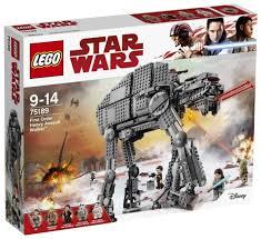 Купить товар <b>Конструктор LEGO Star Wars</b> 75189 Штурмовой ...