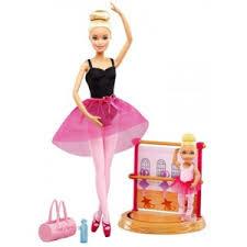 Mattel <b>Кукла Barbie Инструктор балета</b> | Отзывы покупателей