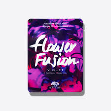 <b>Origins Flower Fusion Violet</b> Nourishing Sheet Mask Μάσκα ...