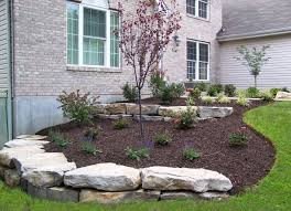 Small Picture Landscaping Boulder Walls Boulder Retaining Walls Landscaping