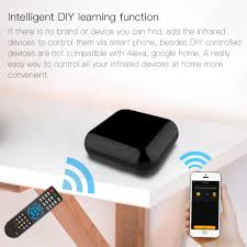 WiFi <b>Smart IR</b> Wireless Infrared <b>Remote Control</b> TV Air Condition ...