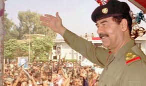Image result for saddam hussein photos