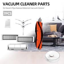 7Pcs Vacuum <b>Cleaner</b> Parts HEPA <b>Filter Cleaning</b> Tool Side <b>Brush</b> ...