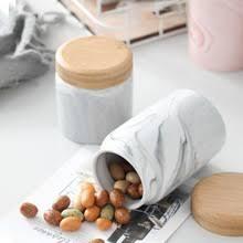 Креативная мраморная кухонная керамическая герметичная ...