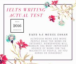 ielts writing actual test in january  amp band  model essay ieltsmaterialcom ielts writing recent actual test in  amp band  argumentative essay
