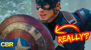 10 Secrets You Didn't Know About <b>Captain America's Shield</b> ...