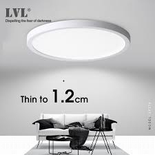 9W/18W/24W Round <b>Ultra</b>-<b>Thin</b> Panel <b>LED Ceiling</b> Down Light ...