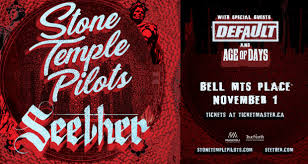 <b>Stone Temple Pilots</b> and Seether