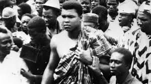 In pictures: Muhammad Ali's love affair with Africa - BBC News