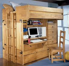 10 beautiful kids storage beds ideas picture for a modern bedroom with a floor lamp bunk bed computer desk
