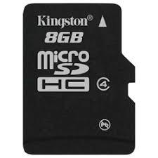 Купить <b>Карта памяти</b> Kingston SDC4/<b>8GB</b> в интернет-магазине ...