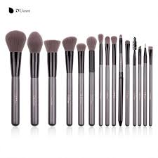 <b>DUcare</b> New <b>15 Pcs Makeup Brushes</b> Set Professional Foundation ...