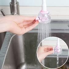 Flexible Outlet <b>Extender Tap</b> Head <b>Water</b> Filter <b>Splash</b>-<b>Proof</b> Kitchen ...