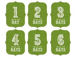 christmas templates printable gift tags cards crafts christmas countdown templates