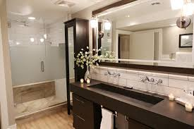 trough sink counters