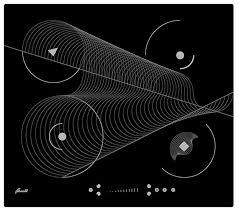 Индукционная <b>варочная панель Fornelli</b> PIA 60 Meridiana ...