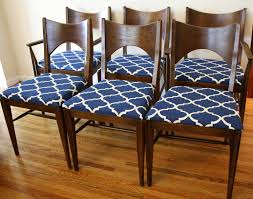 Dining Room Chair Reupholstery Reupholster Cool Blue Reupholster Chair Reupholster Reupholster