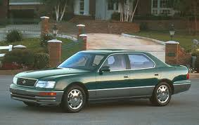 1996 Lexus Ls400 1997 Lexus Ls 400 Information And Photos Zombiedrive