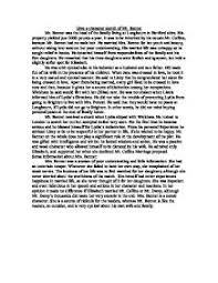 give a character sketch of mr bennet   gcse english   marked by  page  zoom in