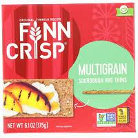 Finn Crisp, <b>Хлебцы из дрожжевого ржаного</b> теста, оригинальный ...