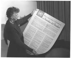 photos video brigid o farrell 1949 the universal declaration of human rights united nations franklin d roosevelt