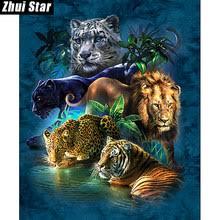 <b>5d</b> Tiger <b>Leopard Diy</b>