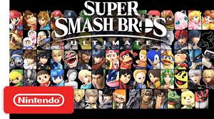 <b>Super Smash Bros</b>. Ultimate - Overview Trailer feat. The Announcer ...