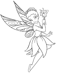 Small Picture This Is Printable Disney Fairies Coloring Pages 30767 You Can