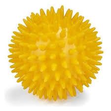 <b>Мяч</b> массажный <b>ОРТОСИЛА</b> L 0108, 8 см, Желтый купить за 113 ...