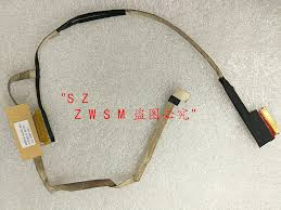 Genuine <b>New Original Laptop LCD</b> Cable Screen Wire LVDS Line ...