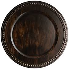 charger plates decorative: