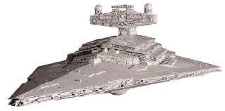 <b>Сборная модель ZVEZDA Имперский</b> звездный разрушитель ...