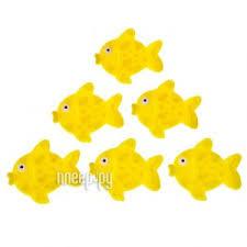 Купить <b>Коврик для купания</b> Доляна Рыбка 6шт Микс 557222 по ...