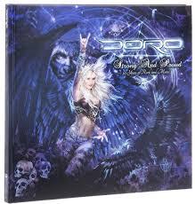 <b>Doro</b>. <b>Strong And</b> Proud. 30 Years Of Rock And Metal (CD + 2 Blu ...