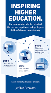 jetblue takes fresh approach to employer sponsored education full size