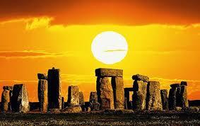 Risultati immagini per stonehengesunset