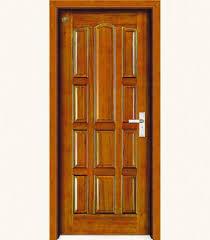 Solid Wood Single Door