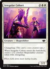 Magic: The Gathering - Irregular Cohort - Modern <b>Horizons</b>