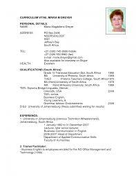 sample of curriculum vitae acting resume example acting resume curriculum vitae examples south africa 24 png curriculum vitae format doc europass curriculum vitae