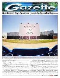 27 2012 gazette by gtmo pao issuu