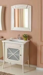 Мебель для ванной <b>Атолл Валенсия</b> New 75 см, слоновая кость в ...