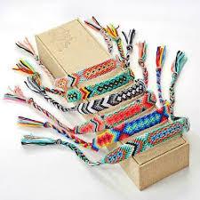 <b>Bohemian Handmade</b> Multi Color Braided Woven <b>Rainbow</b> ...
