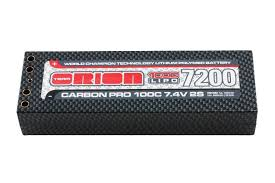 <b>Аккумулятор Team Orion Batteries</b> 7.4V 7200mAh 100C LiPo ...
