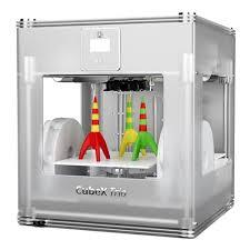 Характеристики модели 3D-принтер 3D Systems <b>CubeX</b> Trio на ...