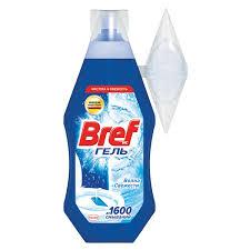 Купить <b>Освежитель</b> WC (для туалета) жидкий 360 мл, <b>BREF</b> ...