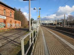 Bahnhof Chemnitz-Hilbersdorf