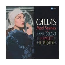 <b>Maria Callas</b> - <b>Mad</b> Scenes (Vinyl) : Target