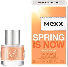 <b>Mexx Spring Is Now</b> Woman Eau de Cologne: Amazon.co.uk: Beauty