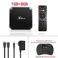 tx3 max android 7 1tv box 2g 16g amlogic s905w quad core set top wifi 2 4g bt4 0 max 100m media player pk x96